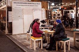 Erster Runder Tisch Markthalle Neun